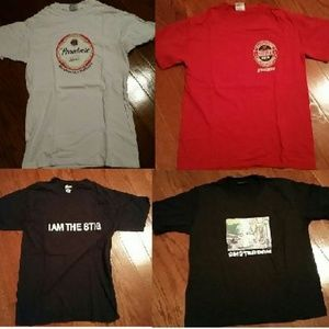 Other - FOUR (4) T-Shirts!